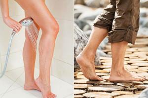 venenerkrankungen der beine bilder